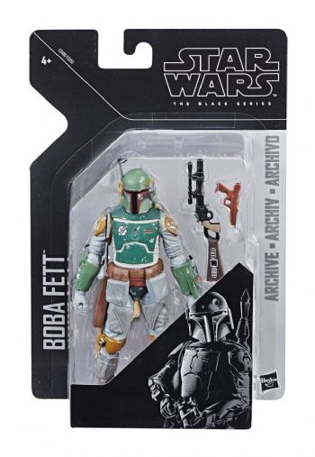 Star Wars The Black Series Archive Line 2019 Wave 1 Boba Fett